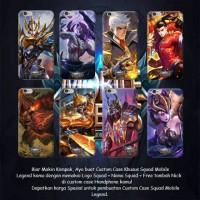 Custom Case / Hardcase 3D / Fullprint Case Mobile Legends