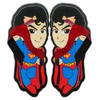 Jual Sandal Jepit Karakter Superman Sancu Superhero Keren Terlaris Murah