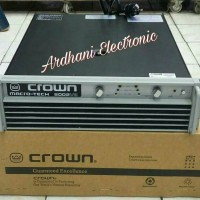Power Amplifier CROWN Macrotech 5002 VZ