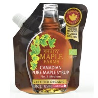 Shady Maple Farms Canadian ( Pure Maple Syrup ) - 125 Ml
