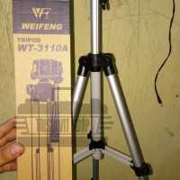 Weifeng Tripod kamera Hp Bonus Holder
