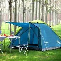 tenda - 3-Person 1-Season Easy-up Outdoor Dome Tent Monza Mono 94*83*6