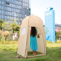 tenda - Portable Outdoor Shower Bath Changing Fitting Room Tent Shelte