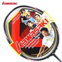 6U Kawasaki Badminton Racket Superlight 6880 Top Technology Raquete De