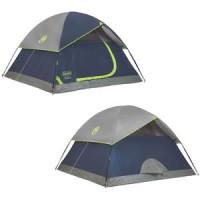 tenda - Coleman Sundome 3 Person Dome Camping Tent