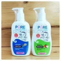 Pure Baby Wash 2 in 1 Bath & Shampoo Sabun Mandi Shampo Bayi 2in1