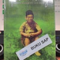 Buku Novel Peci Miring Novel Biografi Gus Dur ky
