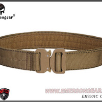 Ikat Pinggang Heavy Duty Belt Cobra Airsoft Tactical 1.5 Inch