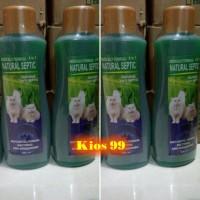 Shampo anti kutu, anti jamur , anti bakteri untuk kucing