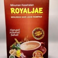 Minuman Kesehatan Royaljae Minuman Instan Tradisional Sari Jahe Rempah