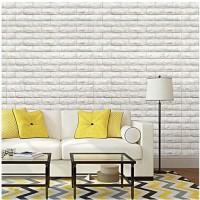Jual Real 3D Wallcover Sticker Dinding SDB 26501 Fix Brick Original Korea Murah