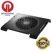 Jual Cooler Master Notepal CMC3 Silent Fan Laptop Cooling Pad - Black Murah
