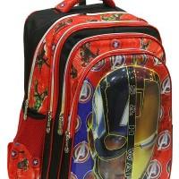 Hot Tas Trolley Anak Sekolah SD Import - Marvel Civil War Kepala
