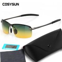 COSYSUN HD Vision Day & Night Sunglasses - Kacamata Anti Silau