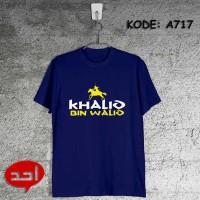Kaos Ahad Khalid Bin Walid