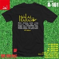 Kaos Ahad Halal Haram: Akan Datang Suatu Masa.