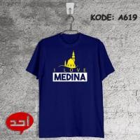 Kaos Ahad I Love Medina