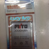 Baterai Batre MITO A72 Fantasy Fly (BA -00099) Original