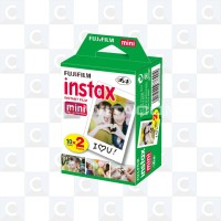 Fujifilm Instax Mini Instant Color Paper Special Packages - 2 Pack
