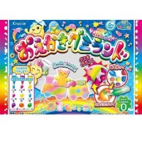 Kracie Popin Cookin DIY Candy Kit Oekaki Gumirando (Gummy Land) Japan