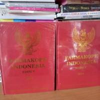Farmakope Indonesia Edisi V Buku 1 Dan 2