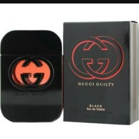 Gucci Guilty black 100% original no tester 75ml