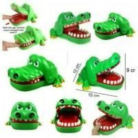 Crocodile Dentist Game / Mainan Gigit Buaya / Mainan Edukasi Crocodile