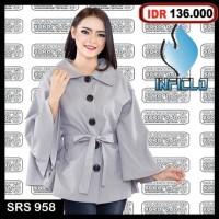 Jual Dress wanita Baju atasan tunik blouse kemeja blus mini midi maxi dres Murah