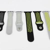 Apple Watch Series 2 Nike+ Sport Band / Strap Black Volt Silver Volt