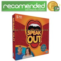 Jual Mainan Tebak Kata Speak Out Game - No Color Murah