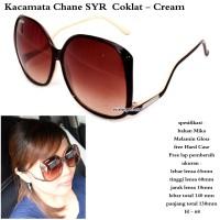 harga Kacamata Chanel Syahrini Sunglasses Golden Brown New Full Set Tokopedia.com