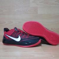 Sepatu Basket Kobe A.D ( AD A D ) Black Red Hitam Merah