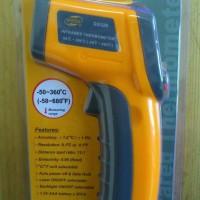 Thermogun Thermometer Infrared pengukur suhu murah panas