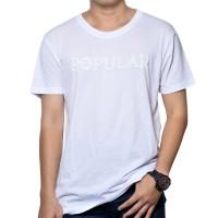 T-Shirt Official Merchandise POPULAR Magazine Indonesia