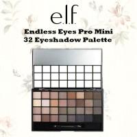 E.L.F Endless Eyes Pro Mini 32 Eyeshadow Palette (natural)