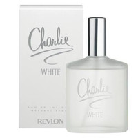 original parfum Revlon Charlie White 100ml Edt
