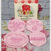 4pcs CHN-PRADA Stamp Cutter