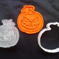 Stamp Cutter Halloween Pumpkins 2 M