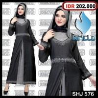 Jual Gamis Kaftan Abaya Busana Muslimah Hijab Baju Tunik Jilbab Murah Murah
