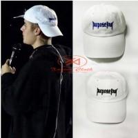 Premium Topi Baseball - Snapback - Justin Bieber - Purpose Tour