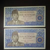 harga Uang Kuno 2,5 Rupiah 1964 Presiden Soekarno Tokopedia.com