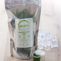 Jual Wheatgrass Juice Frozen Shot / Juice Rumput Gandum Murah