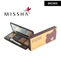 Jual MISSHA LINE FRIENDS Eye Color Studio Mini (MISSHA EYE COLOR) Murah
