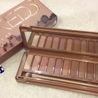 Naked 3 Naked3 Urban Decay Makeup Artis Kosmetik Eyeshadow Palette Set