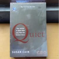 Quiet, Daya Introvert Di Dalam Dunia Yang Tidak Bisa Berhenti Bicara