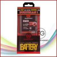 BATTERY DOUBLE POWER EVERCOSS A75A A75 A75G 2400MAH