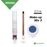 harga Zoya Cosmetics Make-up Mix  3 Tokopedia.com