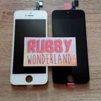Jual LCD + Touchscreen iPhone 5 / 5s / 5c Original 100% Bergaransi Murah