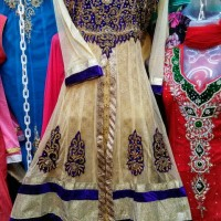 Jual Dress India ori/Baju Pesta/Baju Muslim Anak - Dewasa Murah