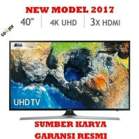"40MU6100 SAMSUNG LED 40 inch 4K UHD Smart TV 40"" New 2017 UA40MU6100"